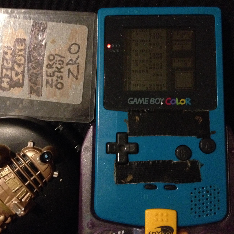 zerooskul: Tetris: Type B [Level 4 / High 3] (Game Boy) 23,088 points on 2019-12-09 12:35:31