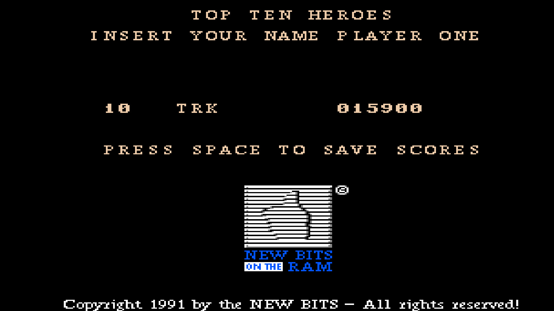 TheTrickster: The Adventures of Quik & Silva (Amiga Emulated) 15,900 points on 2015-07-30 08:01:33