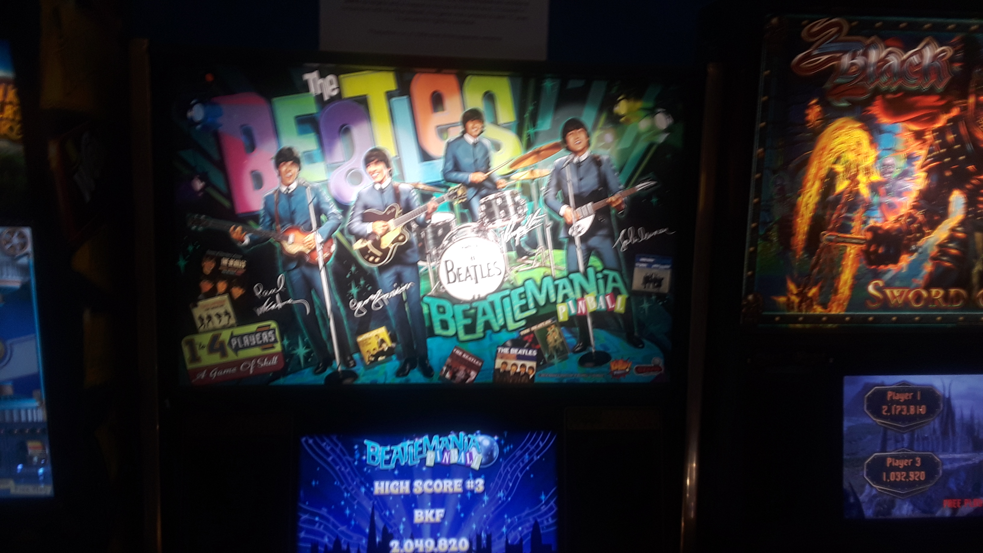 The Beatles [Diamond Ed.] 369,540 points