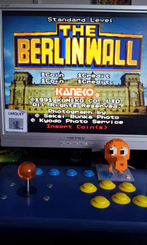 The Berlin Wall [berlwall] 12,420 points