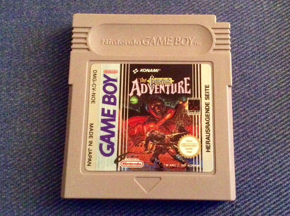 SHiNjide: The Castlevania Adventure (Game Boy) 12,080 points on 2015-07-09 14:00:13