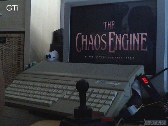 GTibel: The Chaos Engine (Atari ST) 5,730 points on 2017-07-10 12:57:32