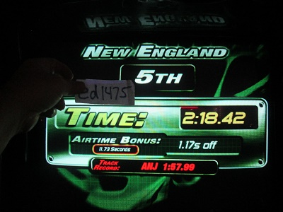 ed1475: The Fast And The Furious: New England (Arcade) 0:02:18.42 points on 2018-05-17 23:44:57
