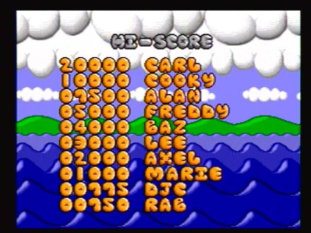 derek: The Gadget Twins (Sega Genesis / MegaDrive) 775 points on 2016-09-10 20:02:36