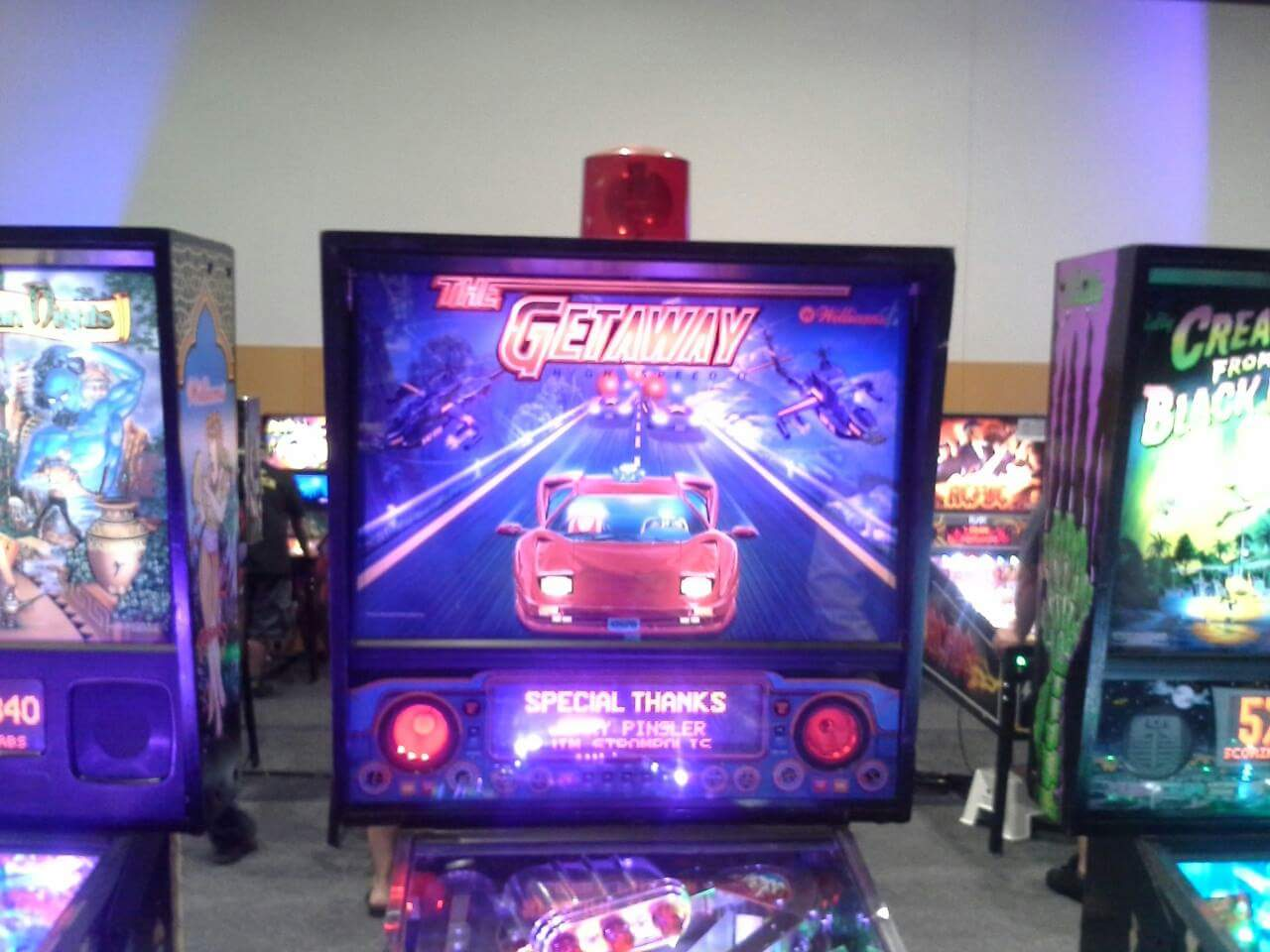 The Getaway: High Speed II 6,470,610 points