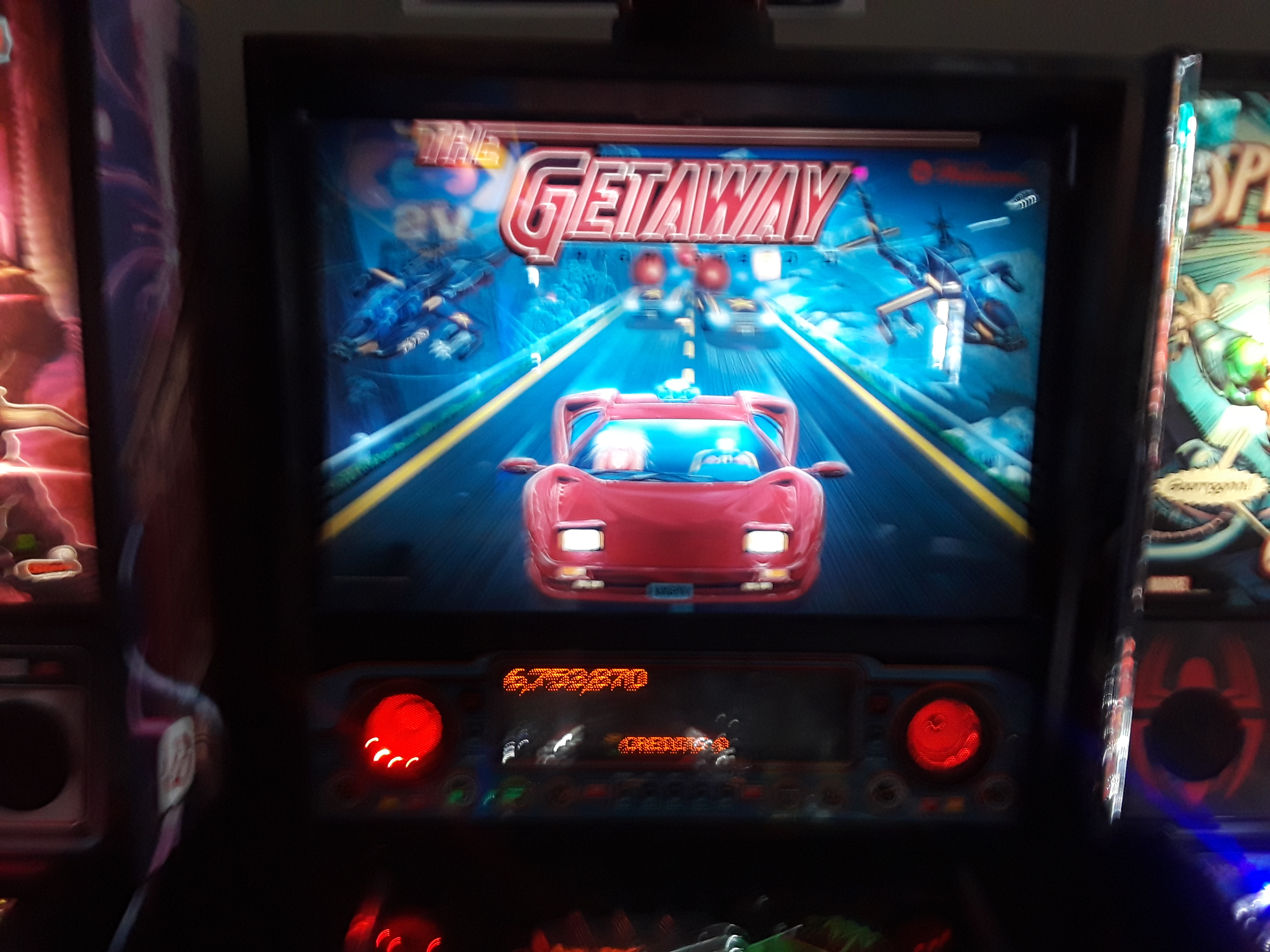 The Getaway: High Speed II 6,758,870 points