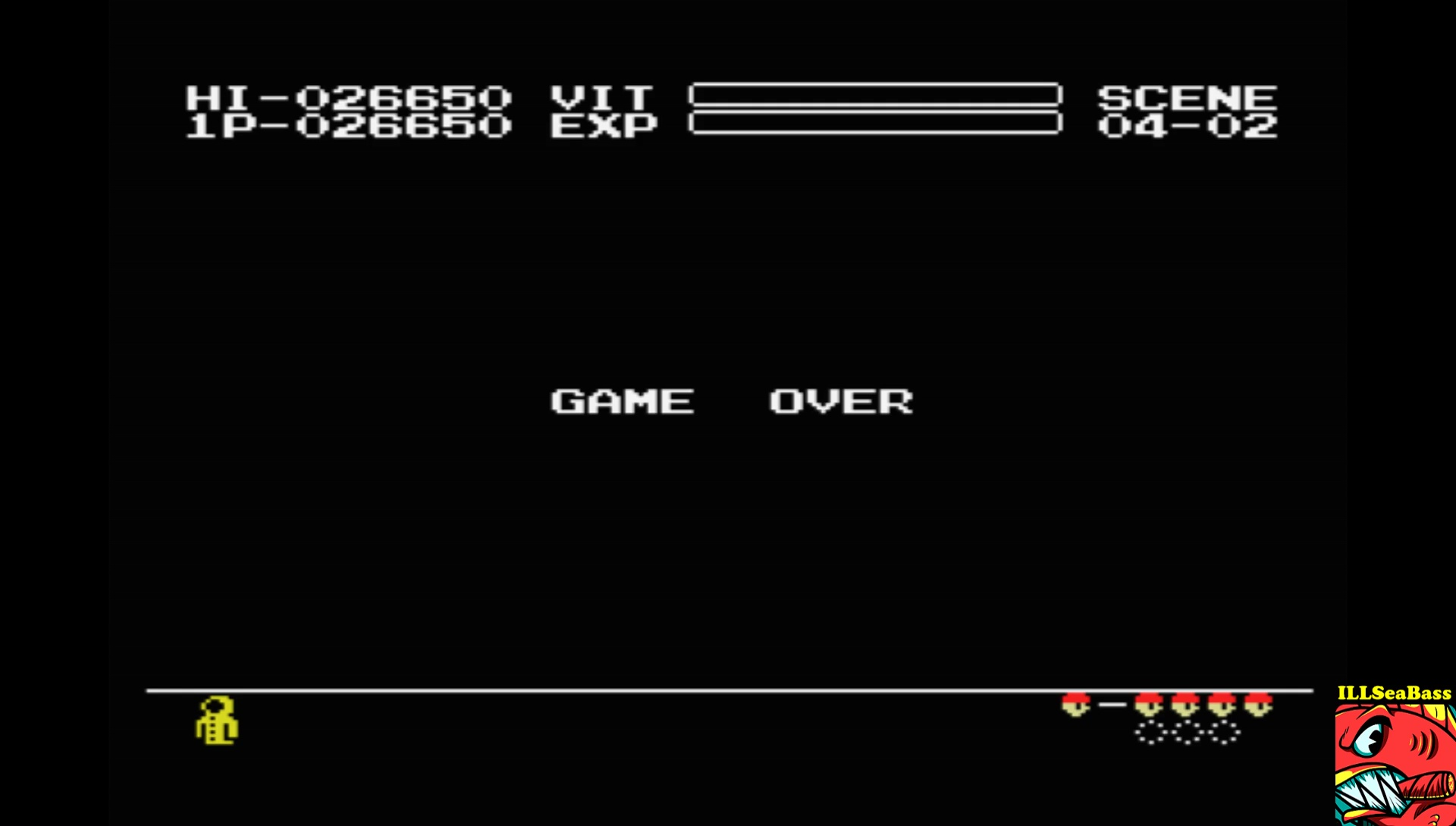 ILLSeaBass: The Goonies (MSX Emulated) 26,650 points on 2017-07-24 20:53:28