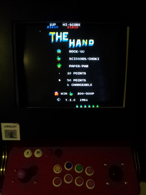 The Hand [thehand]