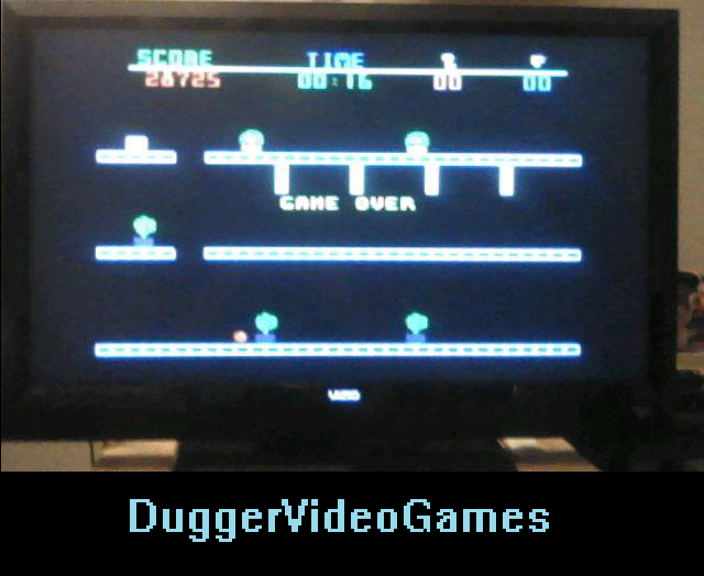 DuggerVideoGames: The Heist (Colecovision Flashback) 28,725 points on 2016-03-27 04:19:15