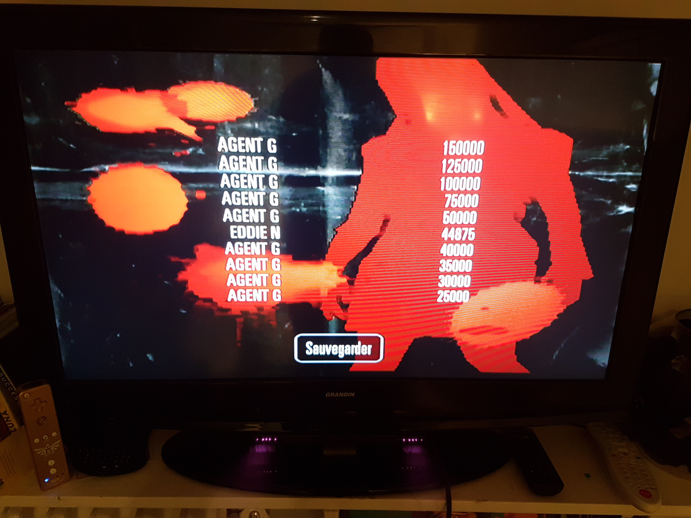 EddieNiceguy: The House Of The Dead: Overkill: Story Mode: Ballistic Trauma (Wii) 44,875 points on 2019-01-04 17:50:35