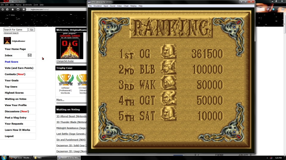 OriginalGamer: The King of Dragons [Easy] (SNES/Super Famicom Emulated) 361,500 points on 2016-07-01 23:16:57