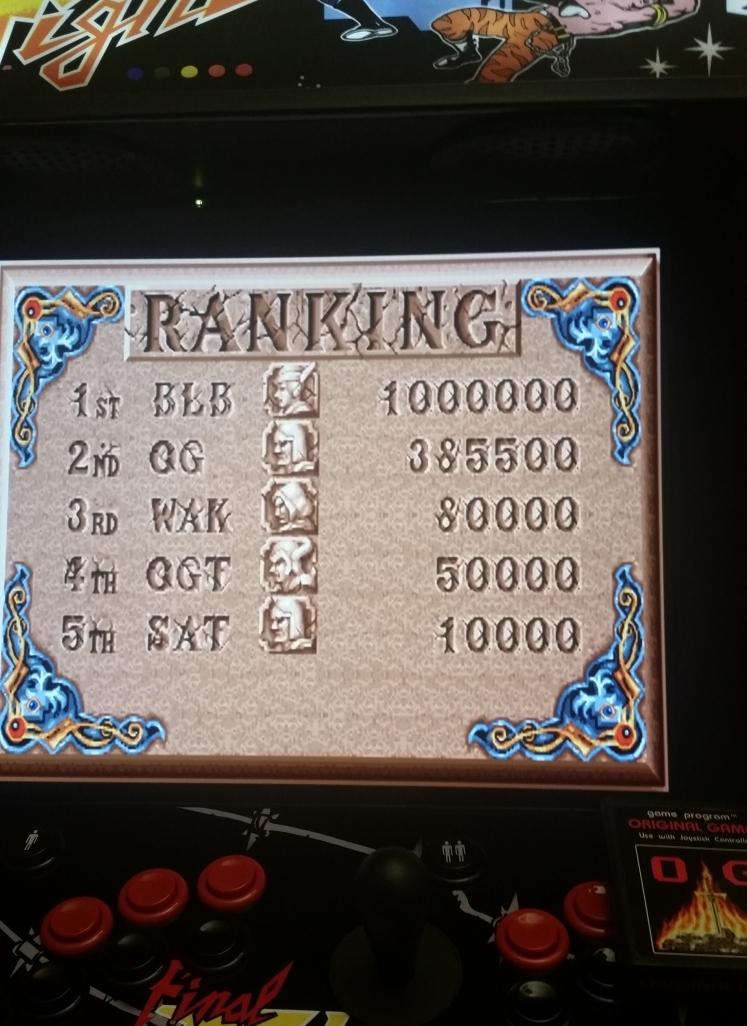 OriginalGamer: The King of Dragons (Jamma Pandora