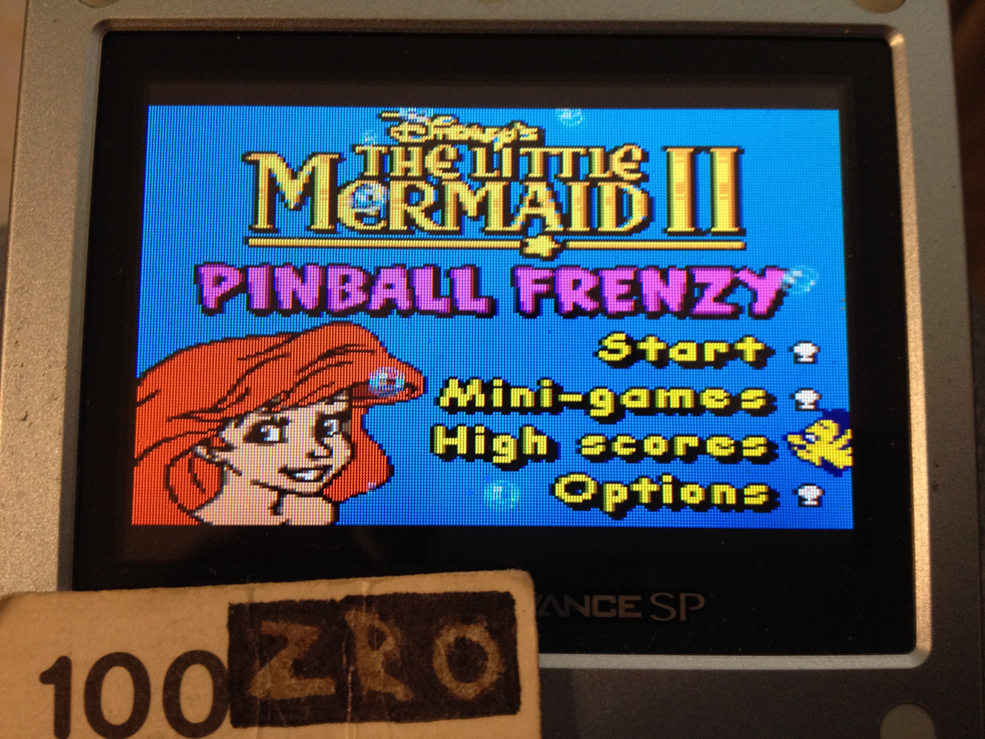 The Little Mermaid II: Pinball Frenzy 1,527,221,013 points