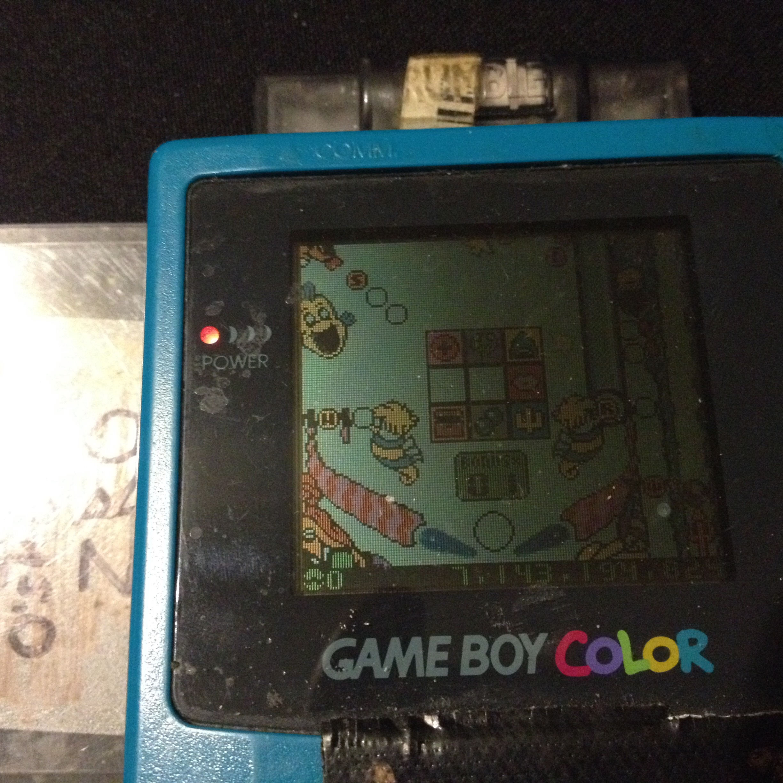 zerooskul: The Little Mermaid II: Pinball Frenzy (Game Boy Color) 7,158,116,485 points on 2019-12-03 16:50:12