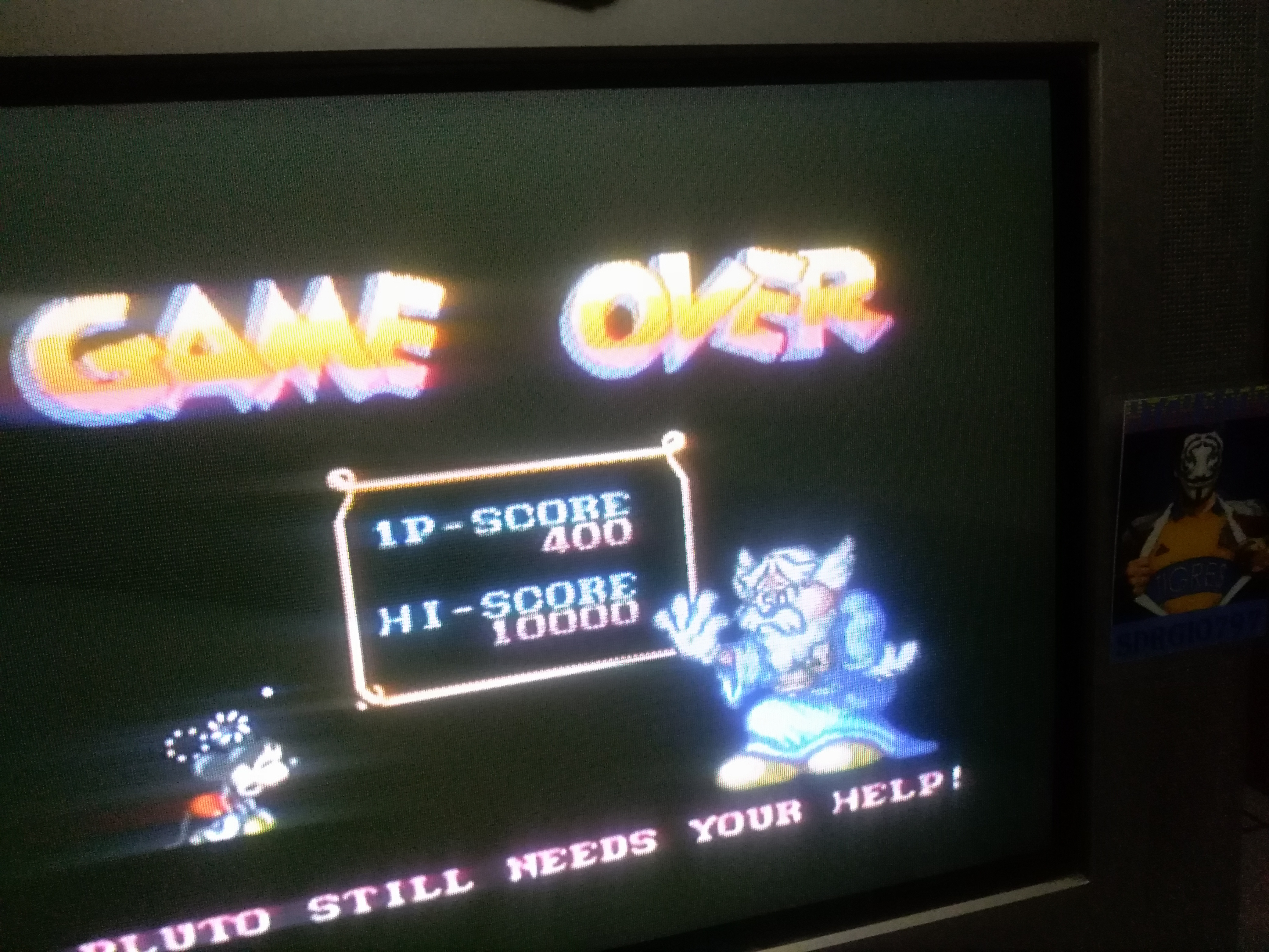 Sdrgio797: The Magical Quest Starring Mickey Mouse (SNES/Super Famicom Emulated) 400 points on 2020-07-30 13:32:57