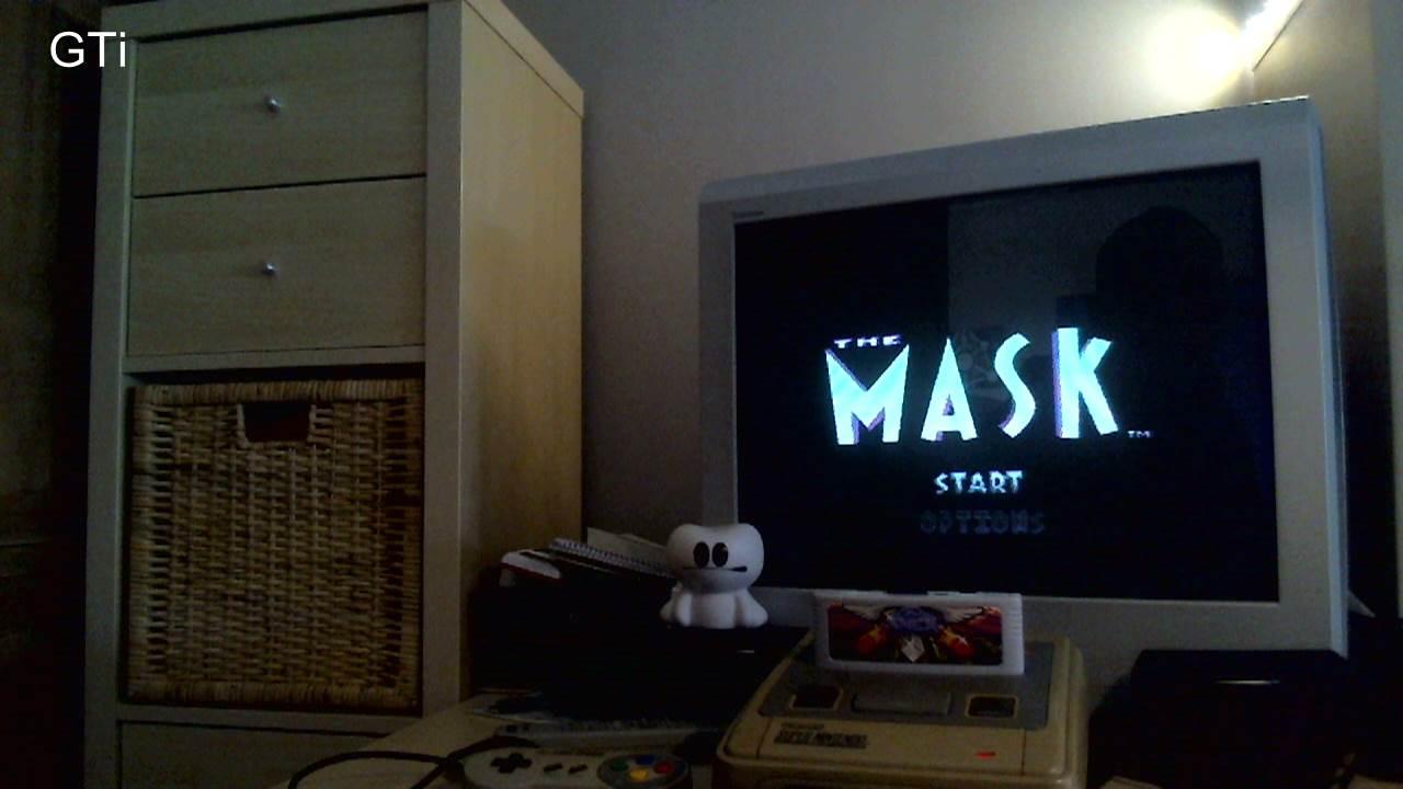 GTibel: The Mask [Total Money / Lives 4 / Normal] (SNES/Super Famicom) 14,860 points on 2016-11-19 02:02:45