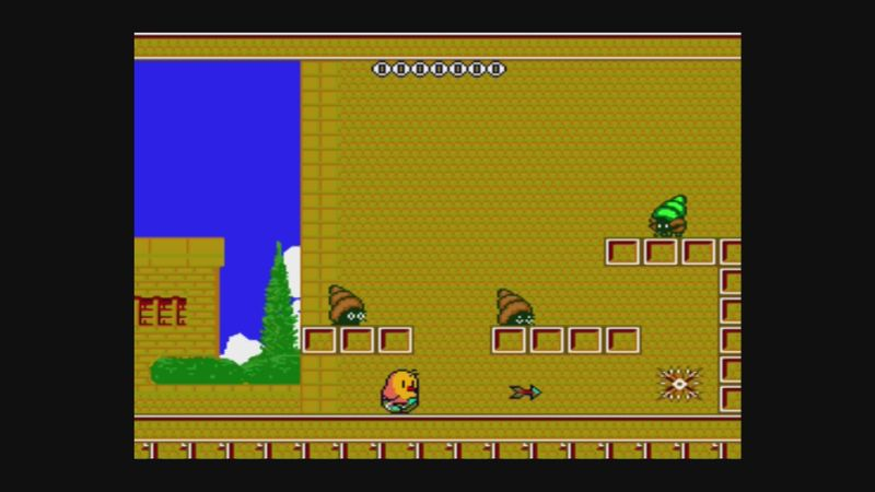 Larquey: The New Zealand Story (TurboGrafx-16/PC Engine Emulated) 90,060 points on 2017-03-11 13:20:35