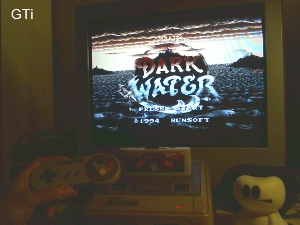GTibel: The Pirates of Dark Water (SNES/Super Famicom) 1,006,000 points on 2016-10-15 03:27:29