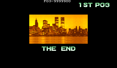 PG3: The Punisher [punisher] (Arcade Emulated / M.A.M.E.) 9,999,900 points on 2017-11-27 15:41:55
