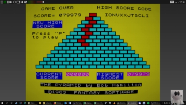 The Pyramid 79,979 points