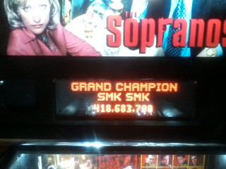 TheGalagaKing: The Sopranos (Pinball: 3 Balls) 418,683,790 points on 2019-03-08 21:52:52