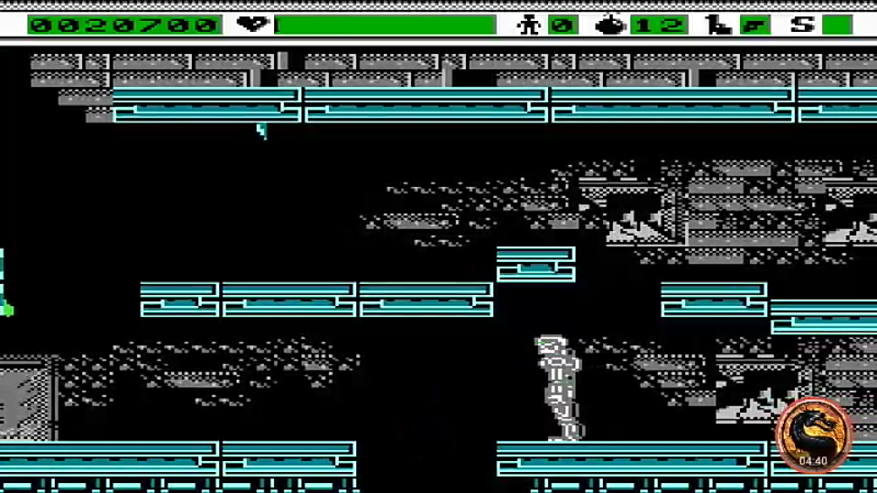omargeddon: The Terminator (NES/Famicom Emulated) 20,700 points on 2019-05-21 13:47:13
