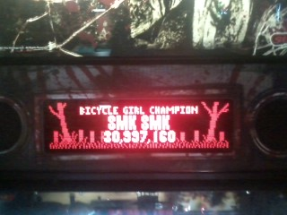TheGalagaKing: The Walking Dead: Bicycle Girl Champion (Pinball Bonus Mode) 30,997,160 points on 2019-03-08 21:30:03