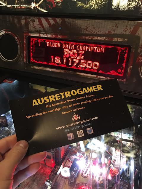 ausretrogamer: The Walking Dead: Blood Bath Champion (Pinball Bonus Mode) 18,117,500 points on 2017-04-23 22:25:51