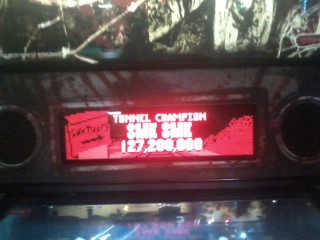 TheGalagaKing: The Walking Dead: Tunnel Champion (Pinball Bonus Mode) 127,200,000 points on 2019-03-08 21:32:32