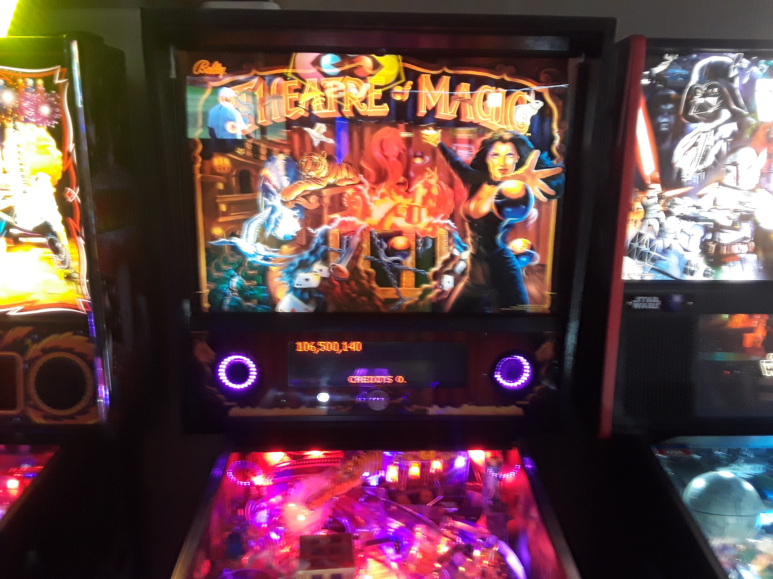 Theatre of Magic 106,500,140 points