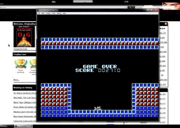 OriginalGamer: Thexder (NES/Famicom Emulated) 2,710 points on 2015-06-18 22:06:03