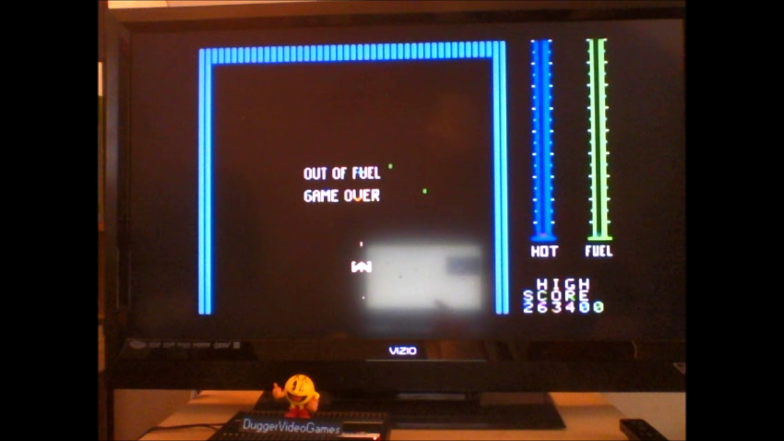 DuggerVideoGames: Threshold (Colecovision Flashback) 263,400 points on 2016-07-10 13:08:42