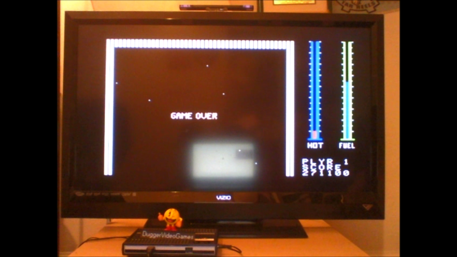 DuggerVideoGames: Threshold: Skill 1 (Colecovision Emulated) 271,100 points on 2016-07-10 03:30:47