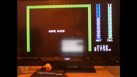 DuggerVideoGames: Threshold: Skill 2 (Colecovision Emulated) 17,300 points on 2016-07-10 00:58:19