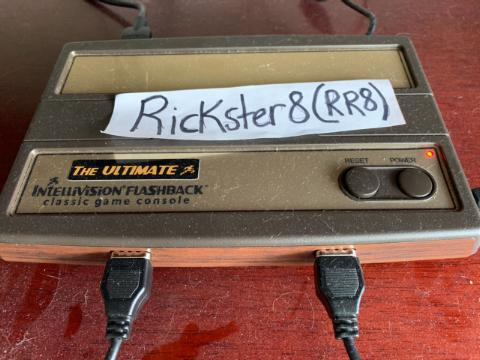 Rickster8: Thunder Castle (Intellivision Flashback) 10,400 points on 2020-09-20 00:08:29