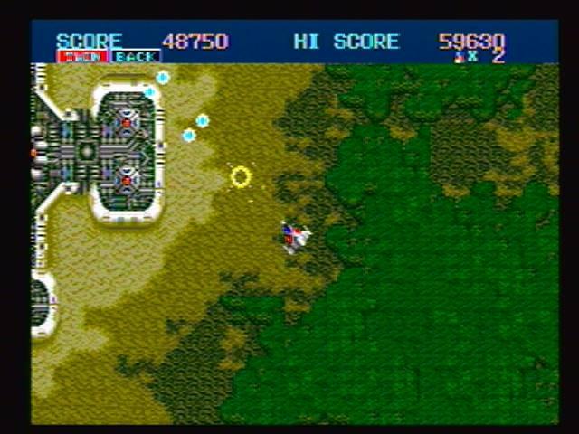 derek: Thunder Force II (Sega Genesis / MegaDrive) 48,750 points on 2016-12-23 16:19:43