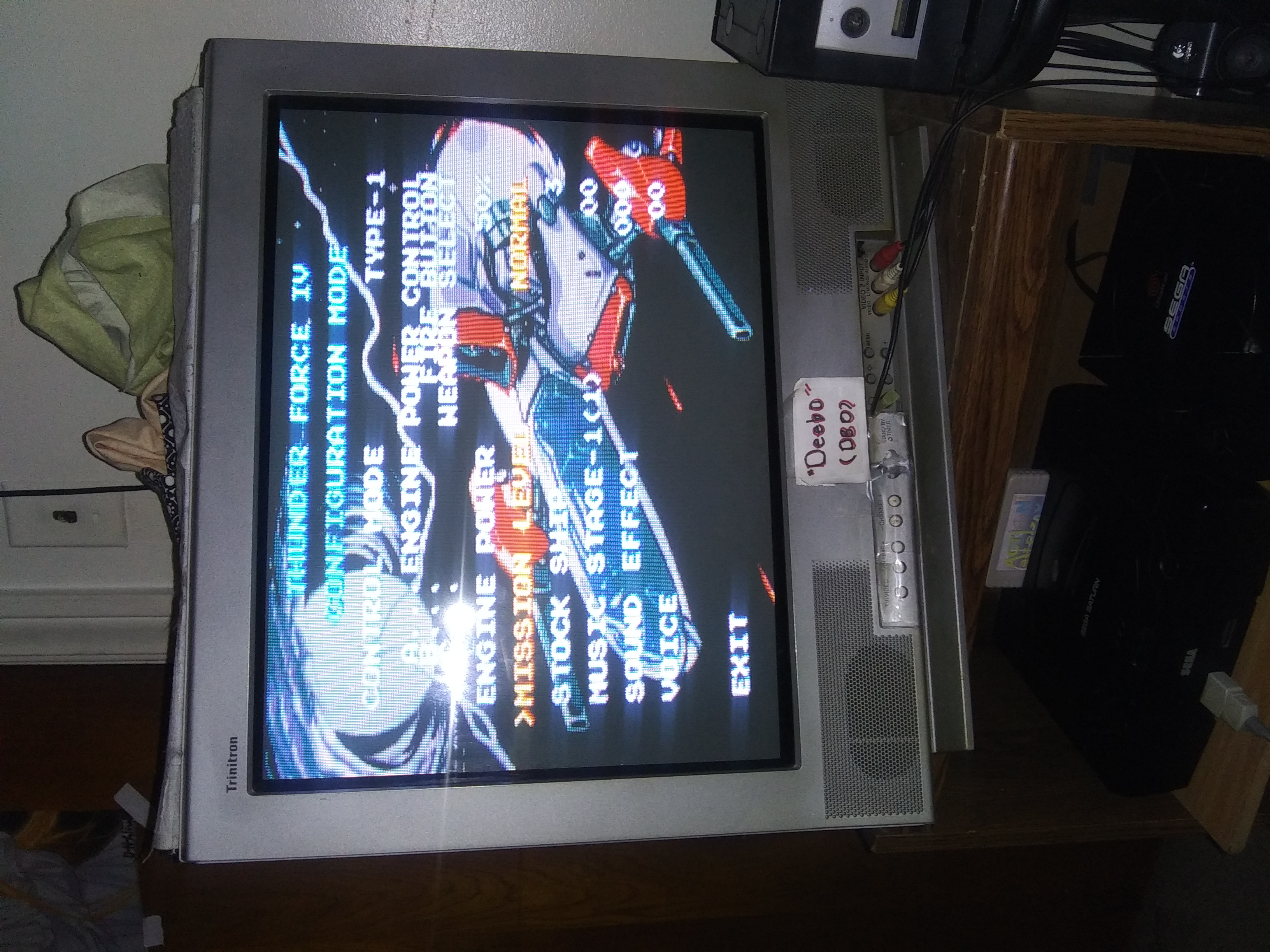 Thunder Force IV [Normal] 2,878,470 points