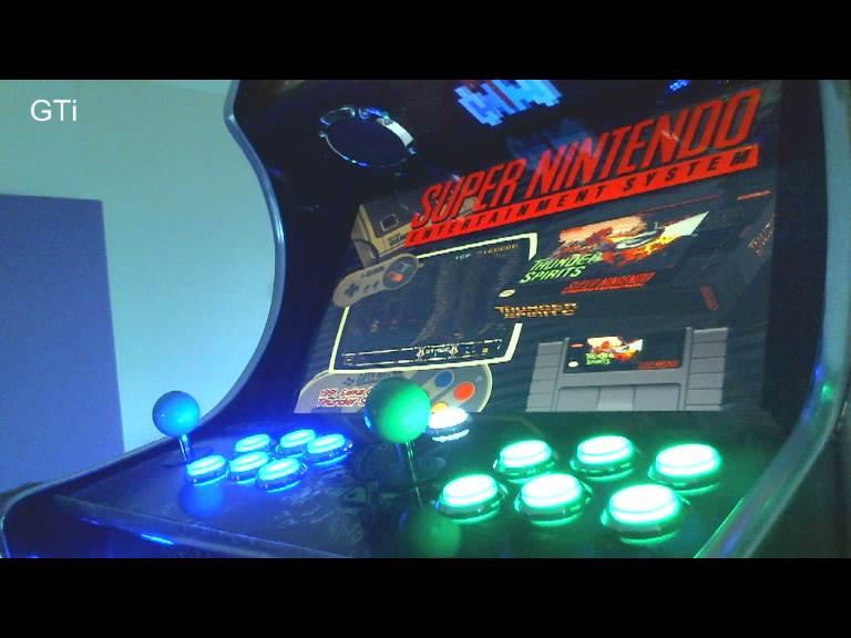 GTibel: Thunder Spirits (SNES/Super Famicom Emulated) 187,900 points on 2016-10-25 13:37:36