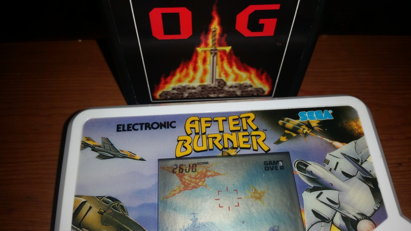 OriginalGamer: Tiger Electronics After Burner (Dedicated Handheld) 2,600 points on 2016-05-04 16:15:21