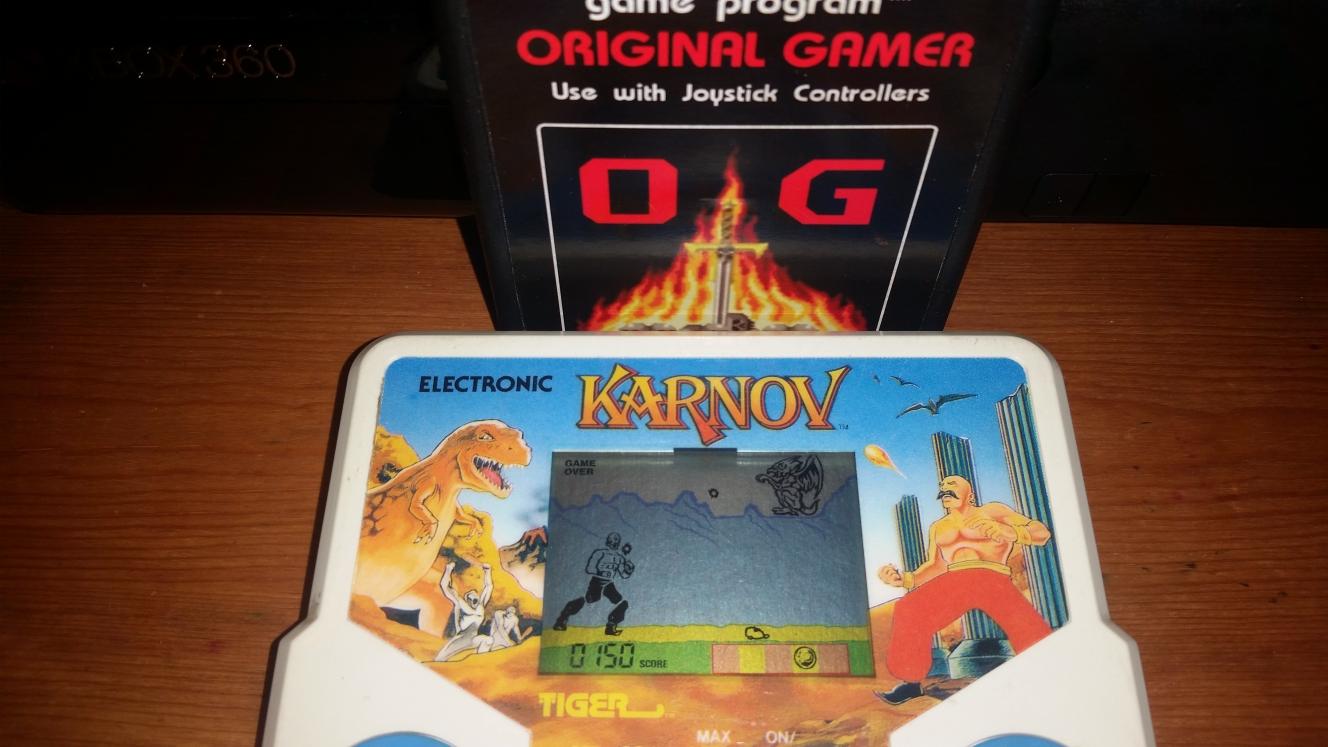 OriginalGamer: Tiger Electronics Karnov (Dedicated Handheld) 150 points on 2016-05-04 16:20:17