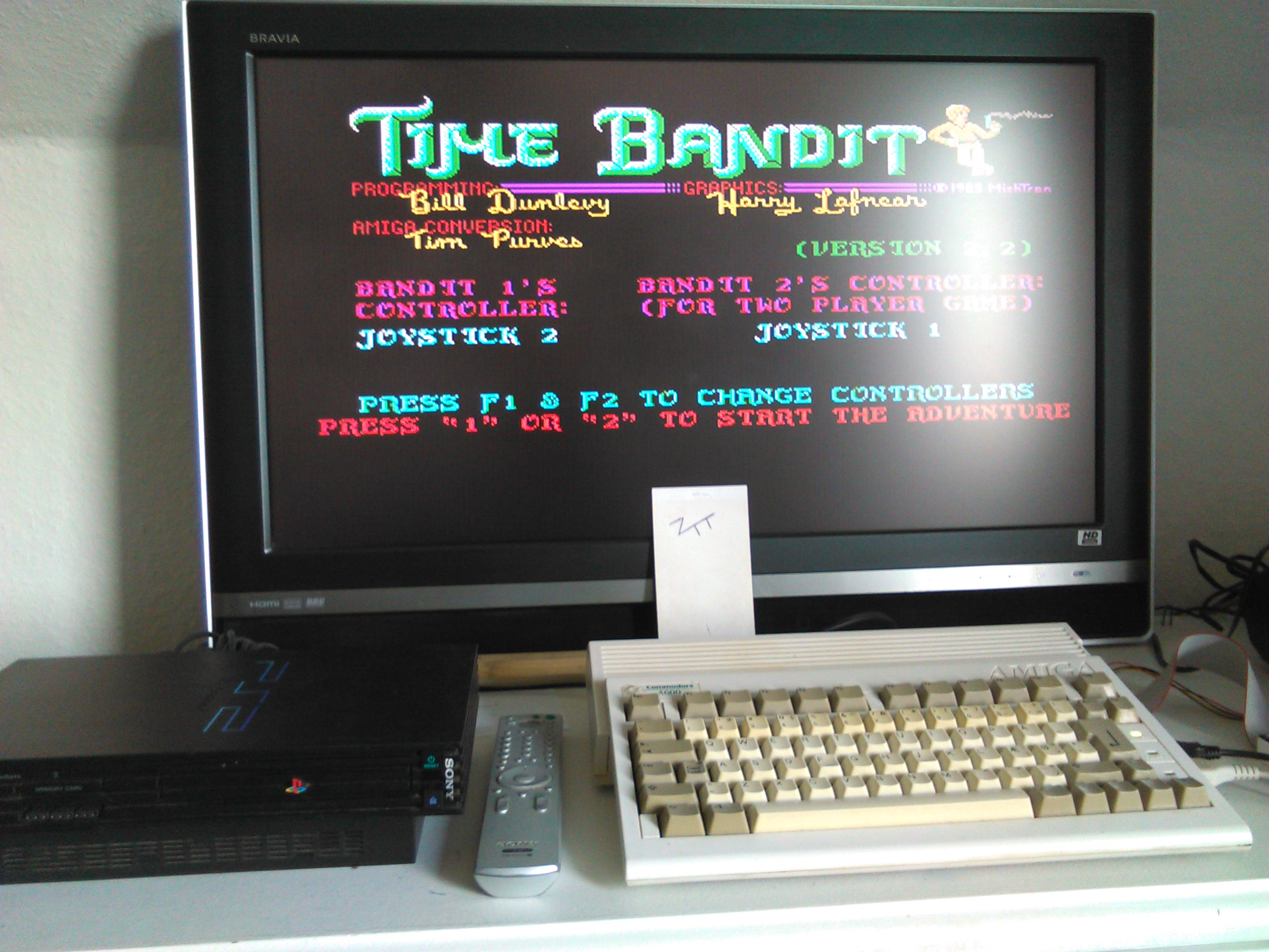 Frankie: Time Bandit (Amiga) 17,290 points on 2016-11-13 05:44:47