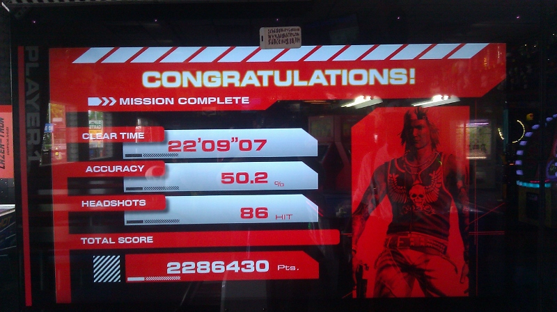 ichigokurosaki1991: Time Crisis 5 [Mastermind Edition] (Arcade) 2,286,430 points on 2016-06-16 01:42:10
