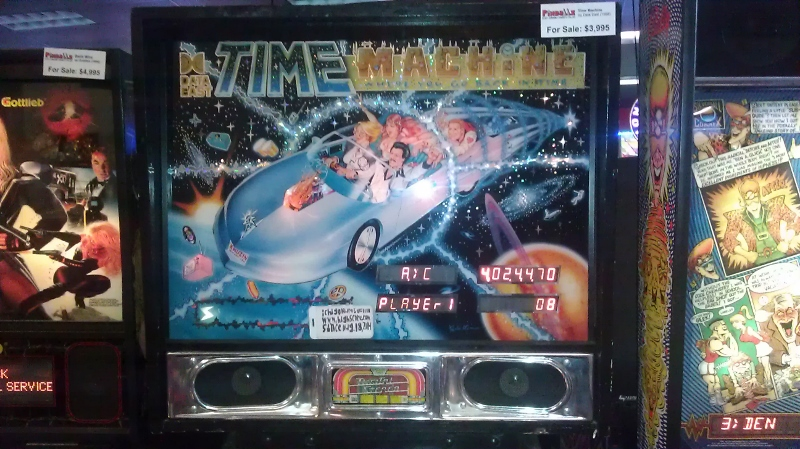 ichigokurosaki1991: Time Machine (Pinball: 3 Balls) 4,024,470 points on 2016-08-01 02:50:16