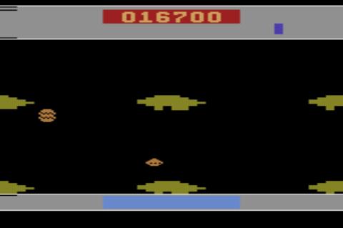 GAMES: Time Pilot (Atari 2600 Novice/B) 16,700 points on 2019-12-31 08:14:08