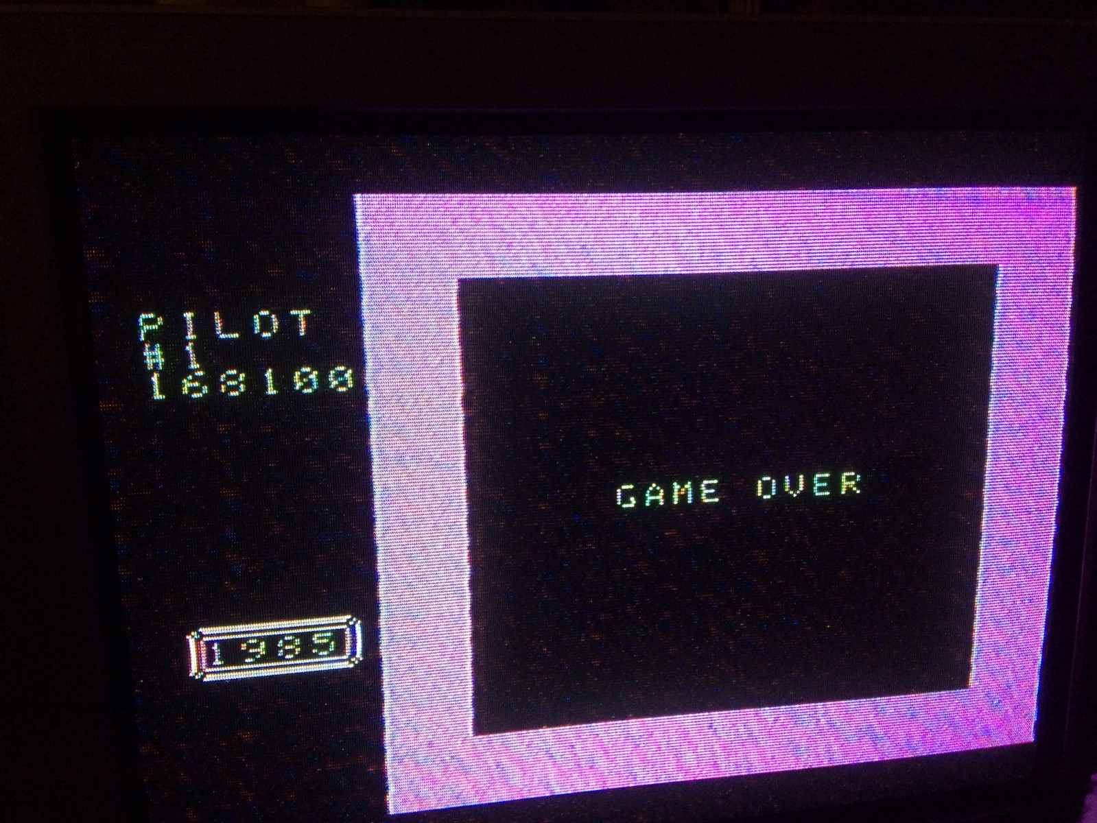 BCThor1983: Time Pilot (Colecovision) 168,100 points on 2018-04-12 09:25:20