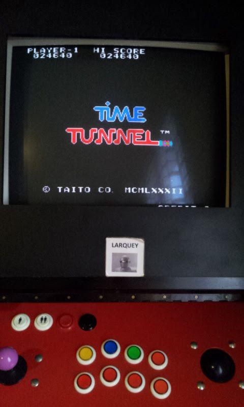 Time Tunnel [timetunl]