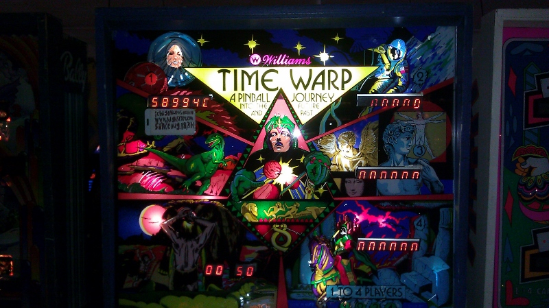 ichigokurosaki1991: Time Warp (Pinball: 3 Balls) 589,940 points on 2016-04-15 23:32:04