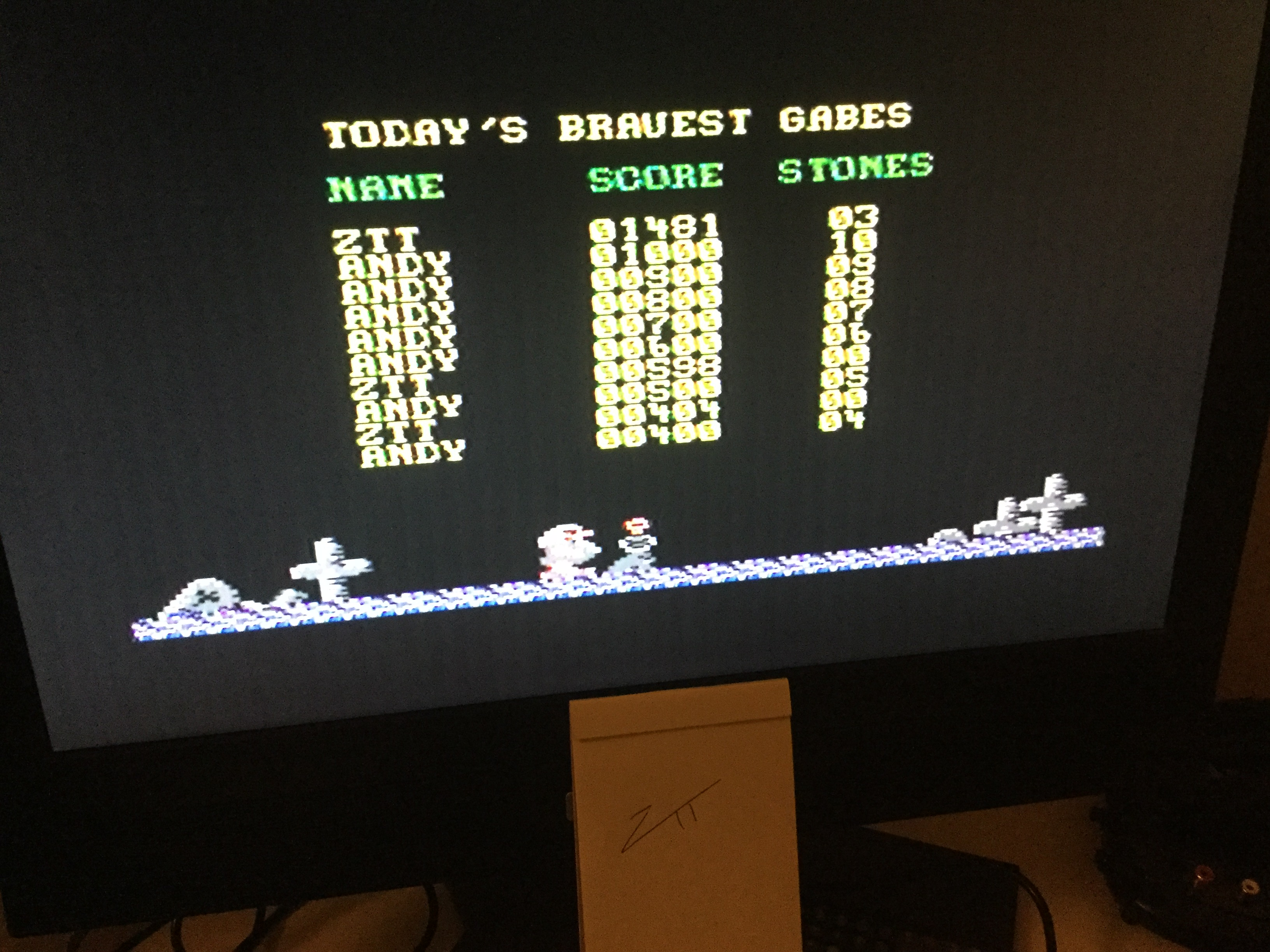 Frankie: To Hell and Back (Commodore 64) 1,481 points on 2021-01-22 02:20:23