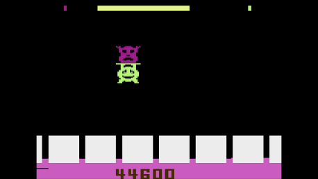 ed1475: Tooth Protectors [Game 1] (Atari 2600 Emulated) 44,600 points on 2016-10-05 19:35:05