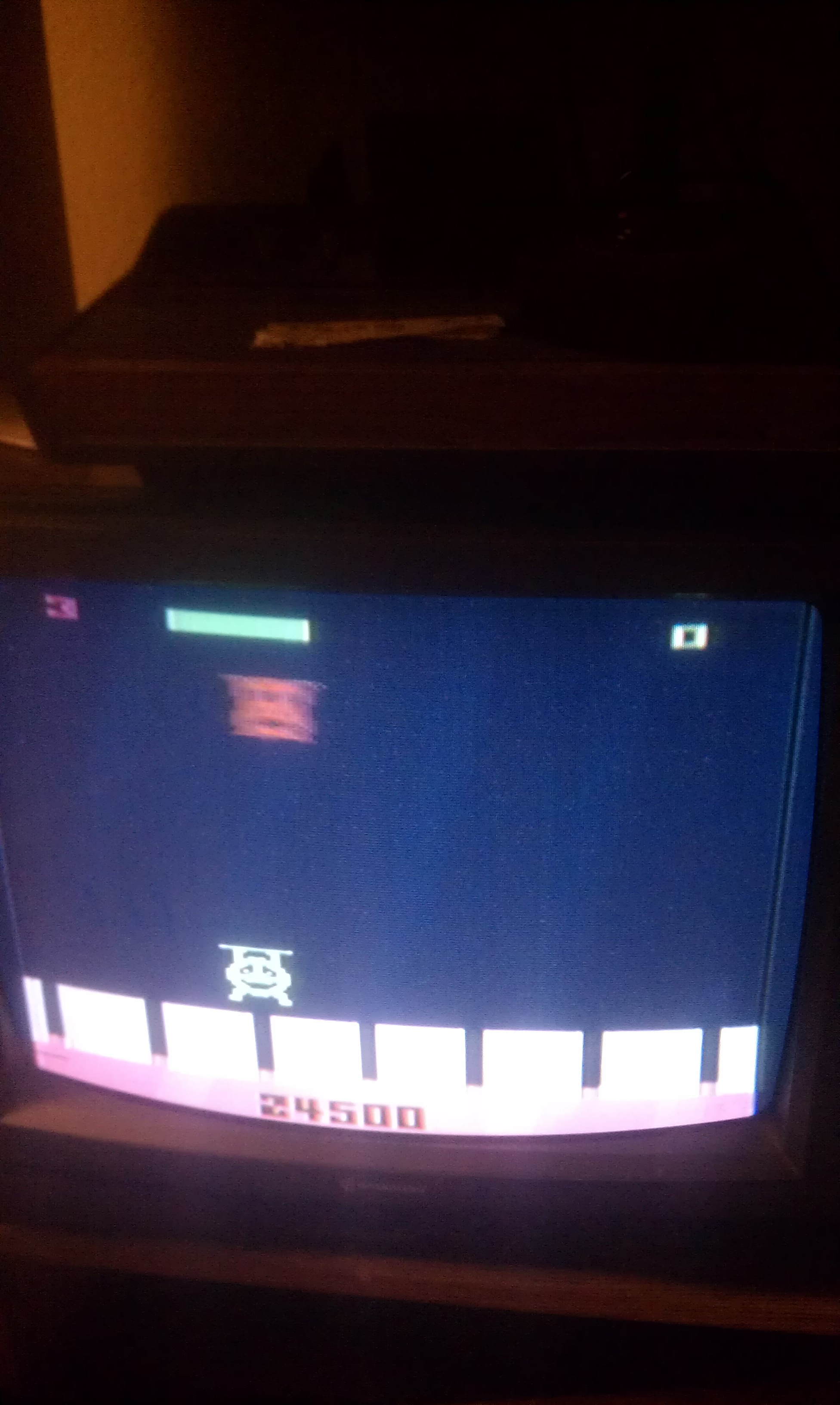 S.BAZ: Tooth Protectors [Game 1] (Atari 2600) 24,500 points on 2017-05-13 01:58:23